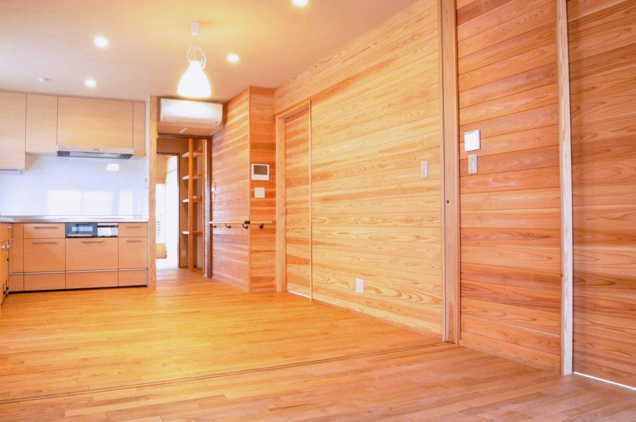 南会津の森の風を届ける家 | こだわりの自然素材・天然素材の注文住宅・リフォームの駿河屋