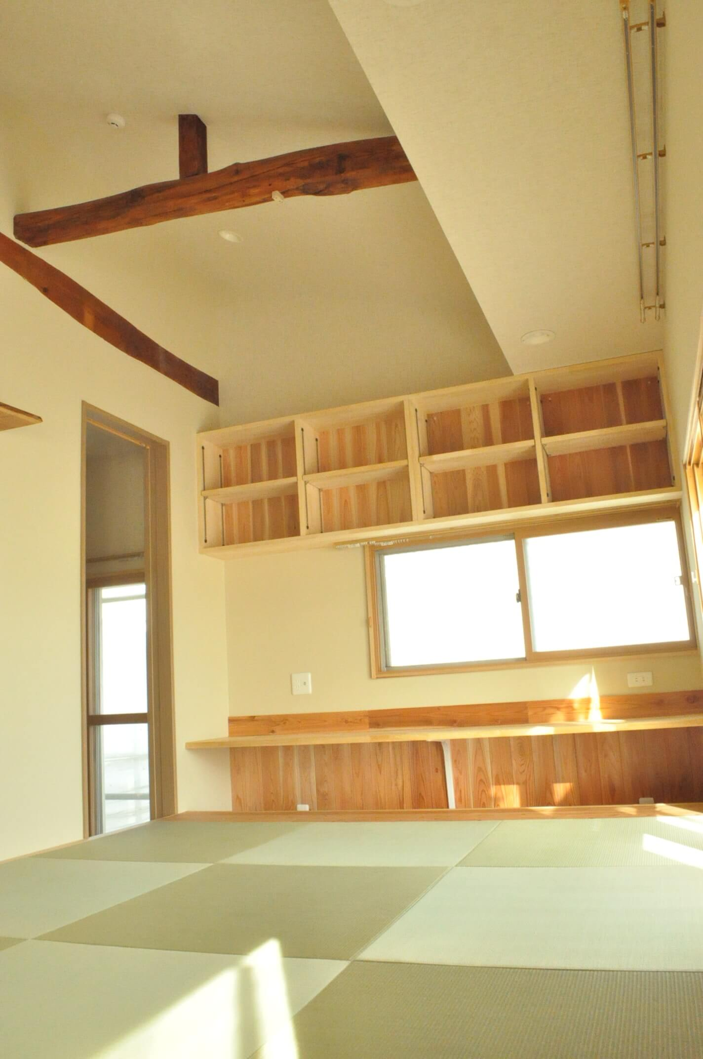 家族が集う坂の上の家 | こだわりの自然素材・天然素材の注文住宅・リフォームの駿河屋