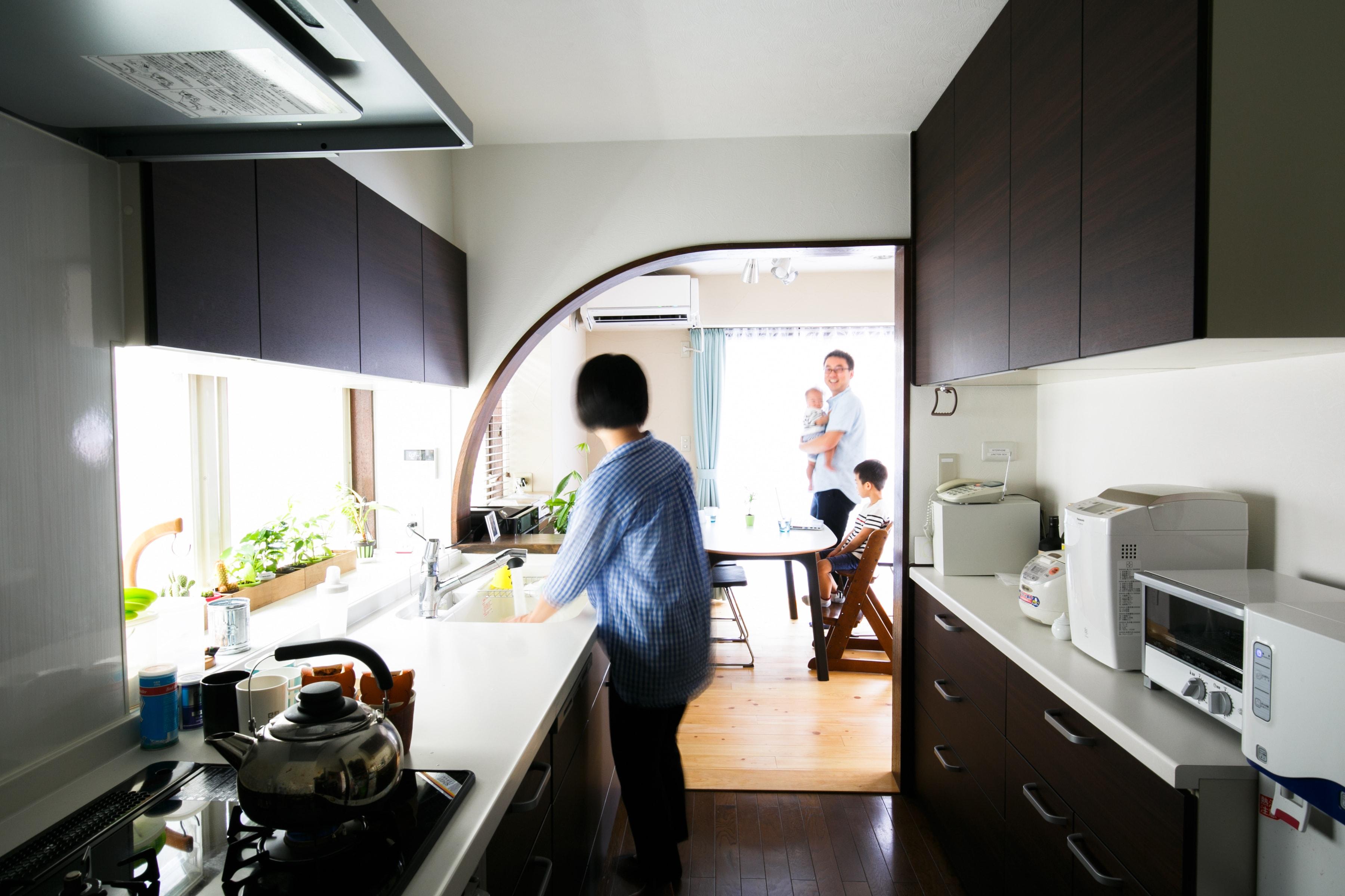 故郷の空気に包まれる安らぎの家 | こだわりの自然素材・天然素材の注文住宅・リフォームの駿河屋