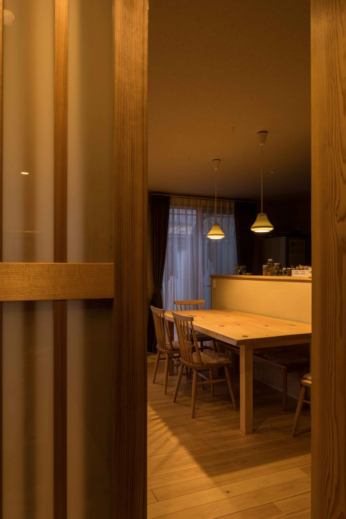 光と自然素材が心地の良い家 | こだわりの自然素材・天然素材の注文住宅・リフォームの駿河屋