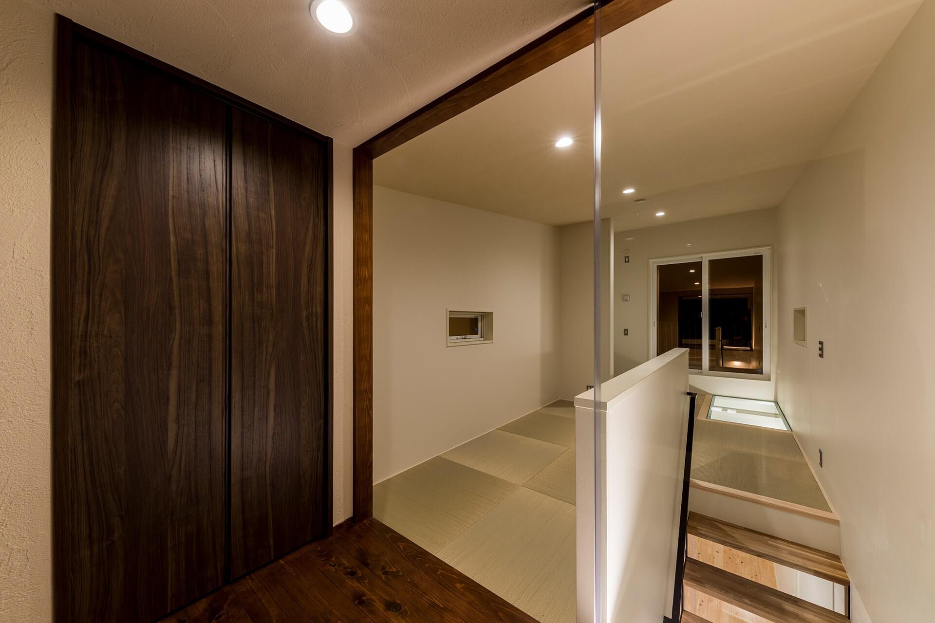 光と風が通り抜ける千駄木の立体長屋 | こだわりの自然素材・天然素材の注文住宅・リノベーション(フルリフォーム)の駿河屋
