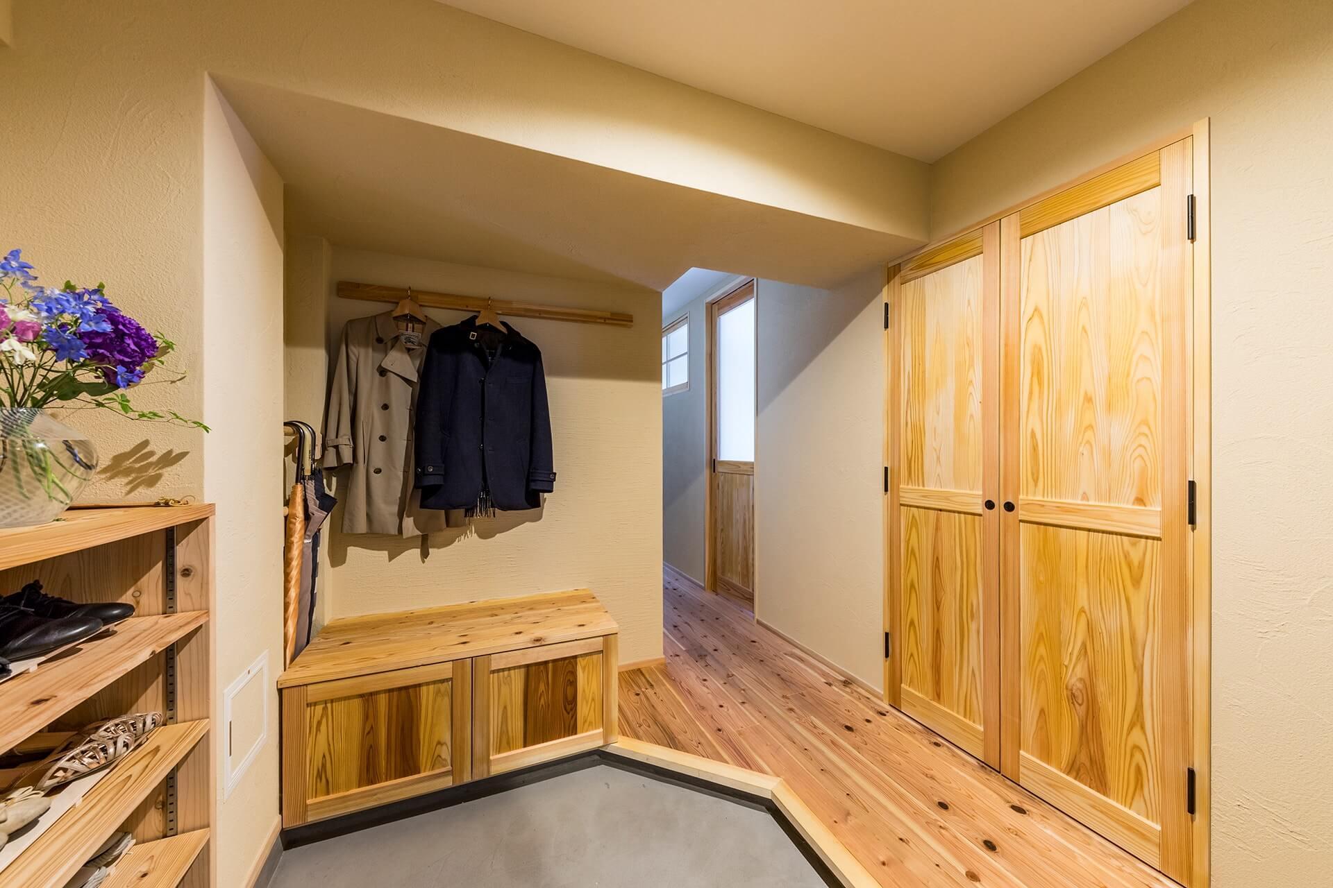 日の光を感じられる寛ぎの空間 | こだわりの自然素材・天然素材の注文住宅・リノベーション(フルリフォーム)の駿河屋