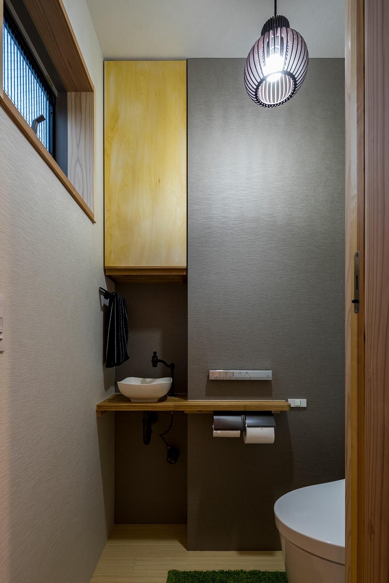 お父さんが伐った木の二世帯住宅 | こだわりの自然素材・天然素材の注文住宅・リノベーション(フルリフォーム)の駿河屋