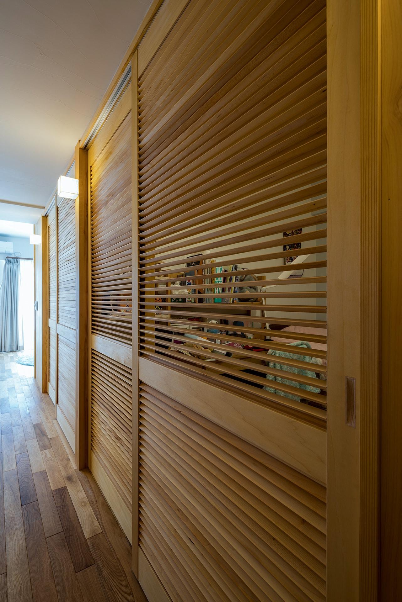 都心の中の深呼吸したくなる家 | こだわりの自然素材・天然素材の注文住宅・リフォームの駿河屋