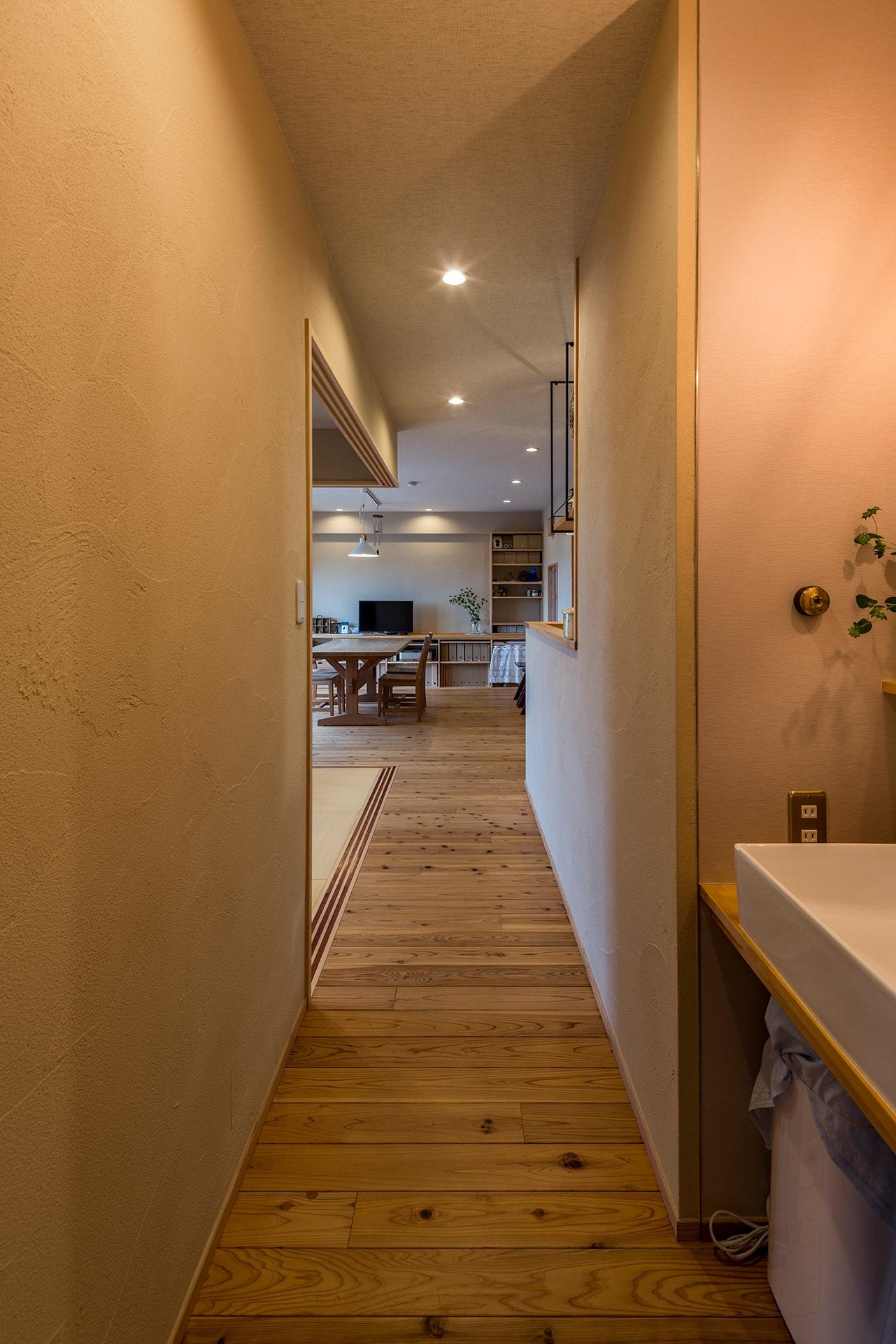 思い出のテーブルから眺望を楽しむ家 | こだわりの自然素材・天然素材の注文住宅・リフォームの駿河屋