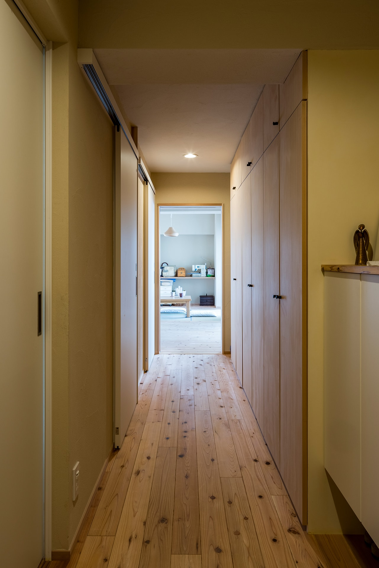 人と風の流れが心地よい家 | こだわりの自然素材・天然素材の注文住宅・リノベーション(フルリフォーム)の駿河屋