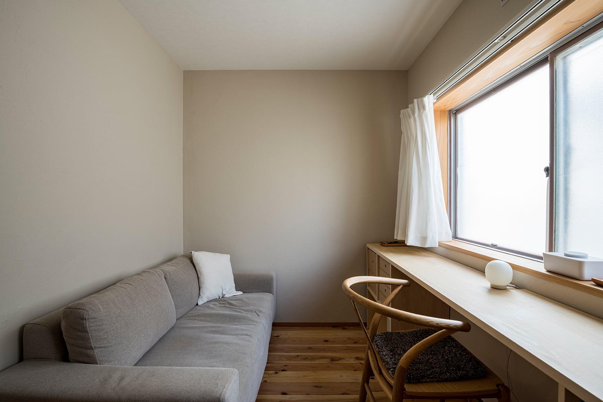 住みやすさと健康にこだわった光と風が抜ける家 | こだわりの自然素材・天然素材の注文住宅・リノベーション(フルリフォーム)の駿河屋